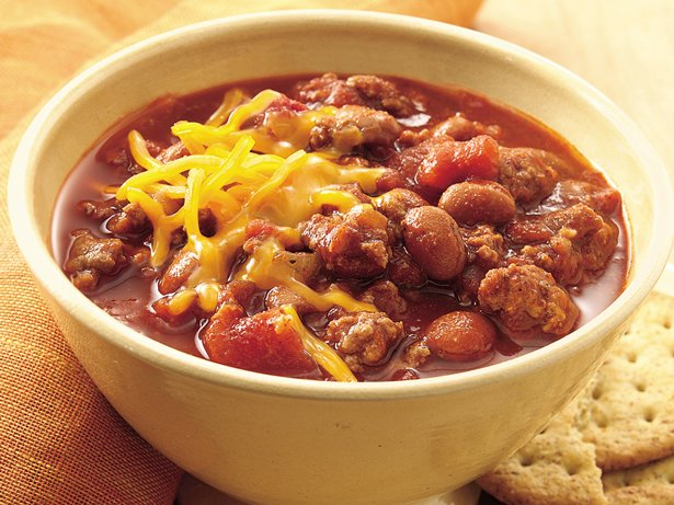 Slow Cooker Family-Favorite Chili