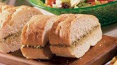 Pesto French Bread Recipe