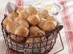 Honey-Wheat Yeast Rolls