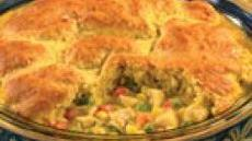Super Simple Chicken Pot Pie Recipe