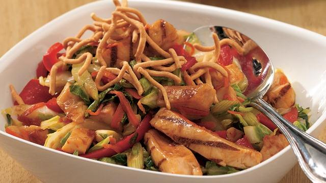 Image of Asian Chicken Hot Slaw, Pillsbury