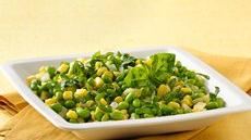 Corn and Sweet Bean Sauté  Recipe