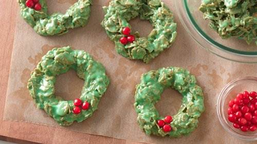 No bake holiday cookie ornaments recipe from betty crocker