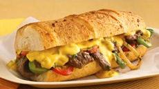 Philly-Goes-Mexican Cheese Steak Recipe