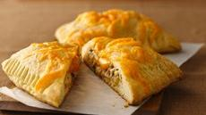 Green Chile and Tuna Crescent Melts Recipe