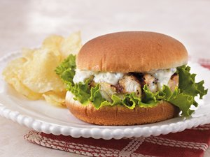 Grilled&#32;Grouper&#32;Sandwiches