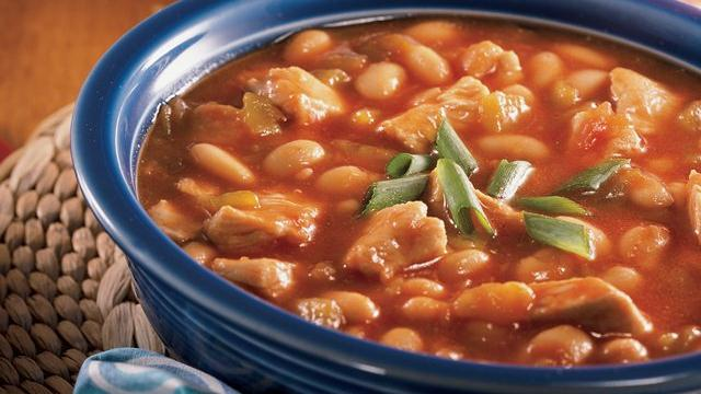 White Bean-Turkey Chili
