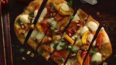 Roasted Squash and Sweet Potato Flatbread Recipe