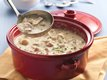 Chicken Cordon Bleu Chowder