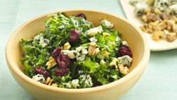 Gluten Free Massaged Kale Salad