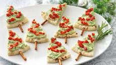 Pita Tree Appetizers Recipe