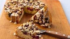 Mixed-Berry Coffee Cake Recipe