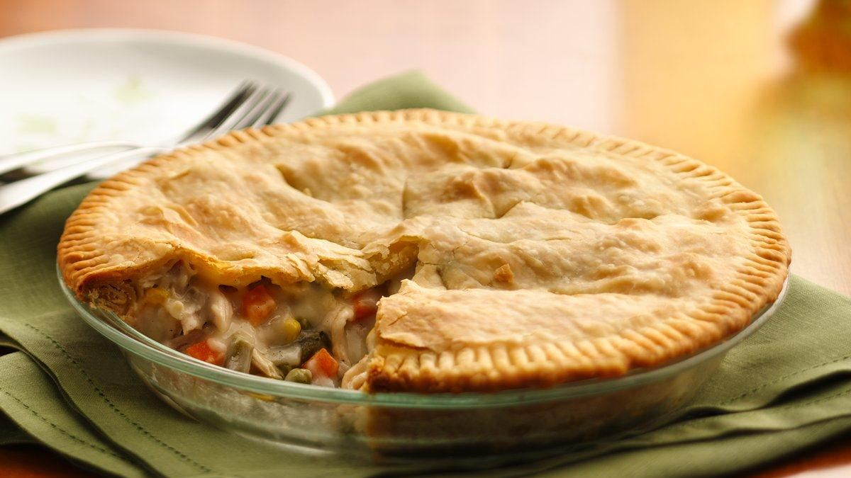 Classic Chicken Pot Pie - Life Made Delicious