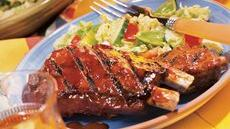Plum Good Pork Ribs Recipe