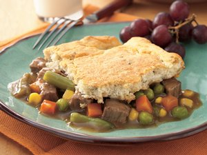 Beef&#32;Pot&#32;Pie&#32;with&#32;Potato&#32;Biscuit&#32;Crust