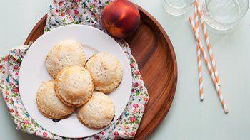 Peach and Cream Cheese Hand Pies