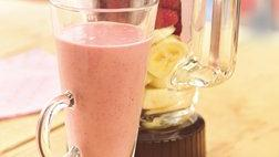 Raspberry Lemonade Smoothies