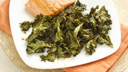 Gluten Free Spicy Asian Roasted Kale