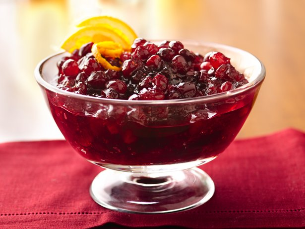 Cranberry-Orange Sauce