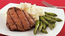 Coffee-Marinated Beef Tenderloin Steaks Recipe