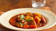 Winter Squash and Pork Stew Recipe