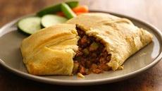 Big &amp; Meaty Sloppy Joe Hand Pies Recipe