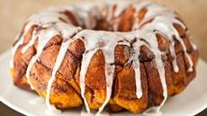 Cream Cheese-Cinnamon Roll Monkey Bread Recipe