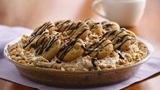 English Toffee Cappuccino Pie Recipe
