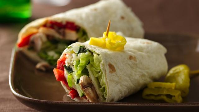 Veggie Wraps