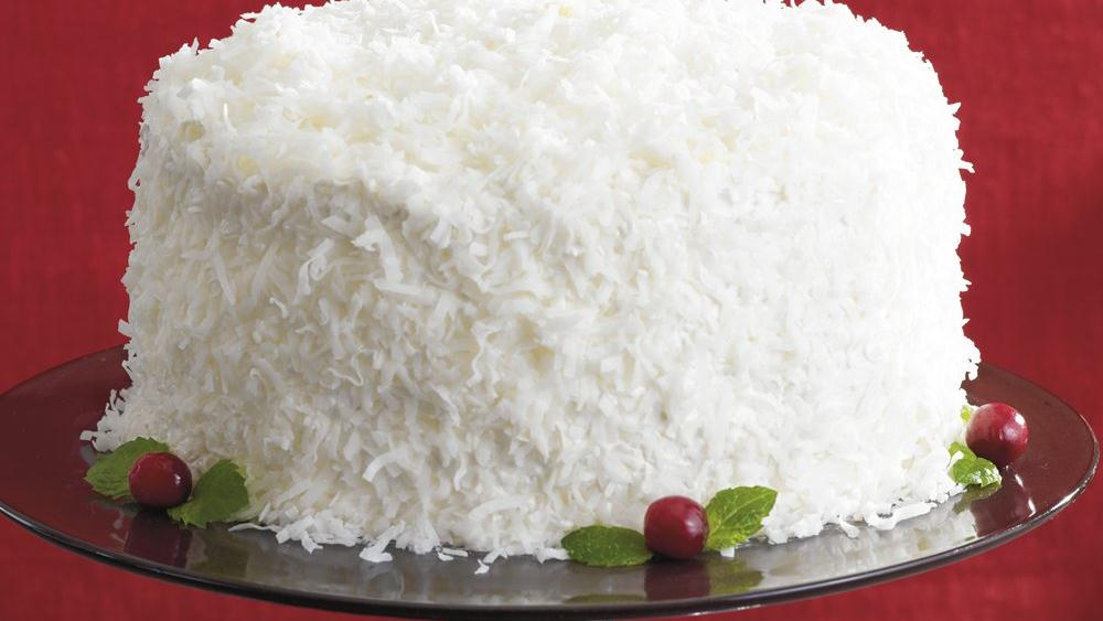 Coconut Cake recipe from Pillsbury.com