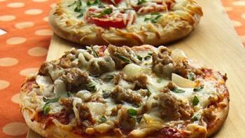 Personalized Individual Pizzas