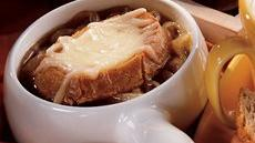 French Onion Soup Gratine Recipe