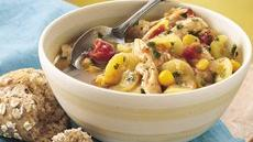 Calabacita Chicken Stew Recipe