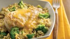Skillet Chicken Divan Recipe