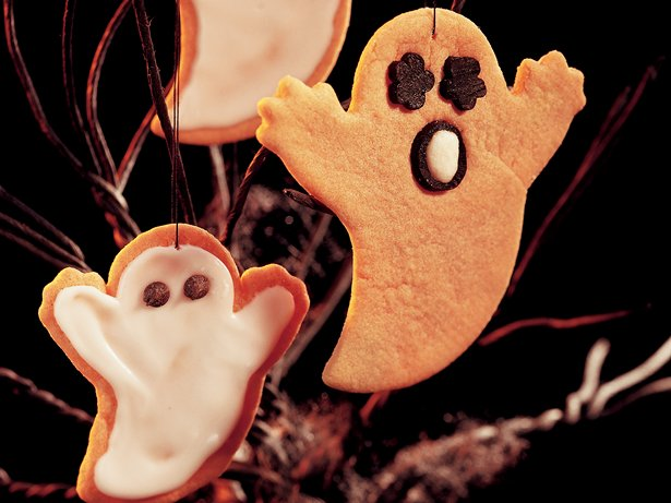 Ghost Cookies