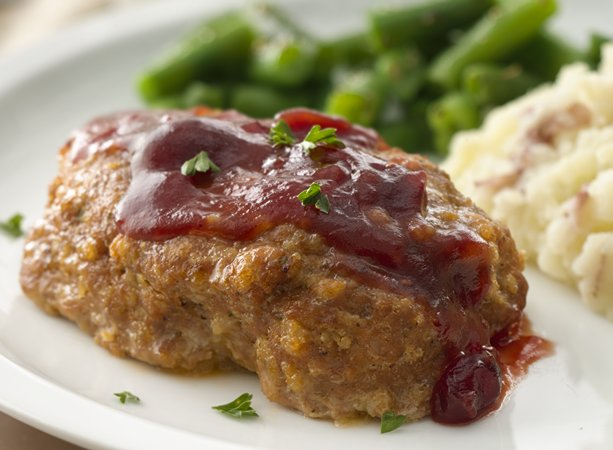 Gluten-Free Mini Turkey Meatloaves | General Mills Convenience and ...