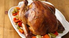 Orange-Spice Roast Turkey Recipe