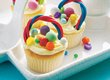 Spring Cupcake Baskets