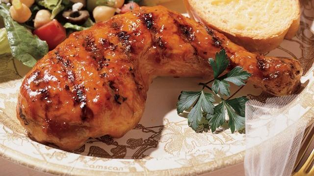 Image of Apricot-glazed Chicken, Pillsbury