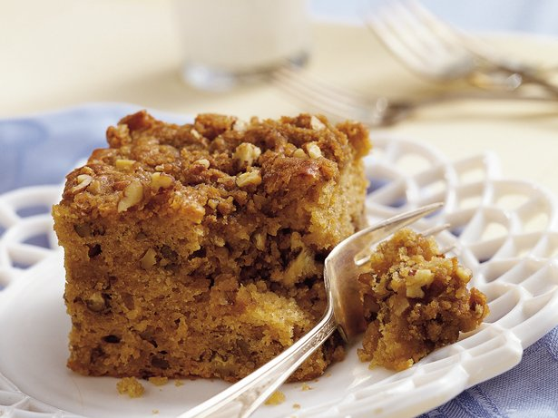 Maple-Nut Streusel Coffee Cake recipe from Betty Crocker