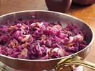 Sweet-Sour Red Cabbage