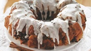 Chocolate Chip-Cinnamon Roll Coffee Cake (club store pack)