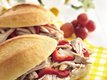 Slow Cooker Italian Turkey Sandwiches