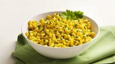 Corn with Fresh Herbs  Recipe