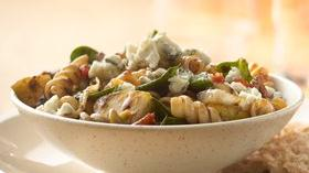 Hot Bacon and Pasta Salad Recipe