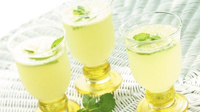 Kiwi-Lime-Rum Slush