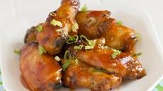 Sweet and Sour Wings with Sriracha Recipe