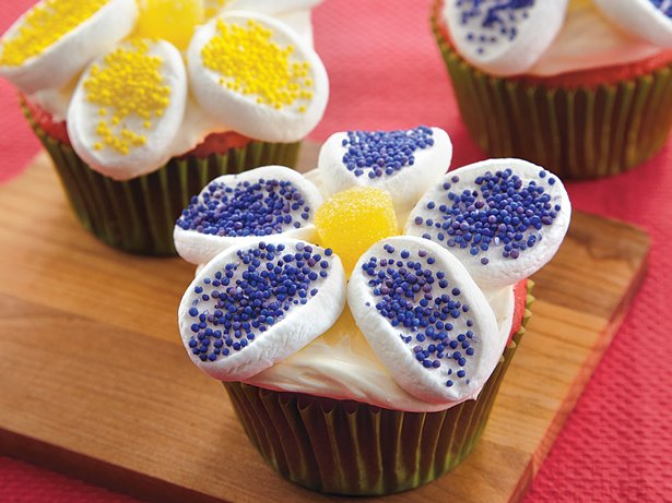 May Flowers Cupcakes Recipe From Betty Crocker