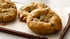 Gluten Free Candy Filled Chocolate Chip Cookies Recipe