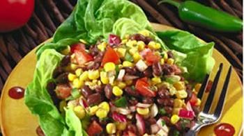 Mexican Black Bean and Corn Salad Recipe